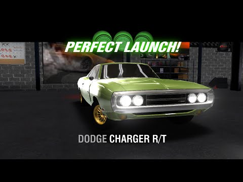 Racing Rivals Dodge Charger R/T Perfect Launch Tutorial