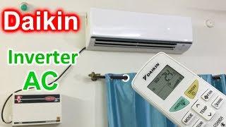 Daikin Inverter AC (1.5 Ton , 3 Star) | FTF50SRV16
