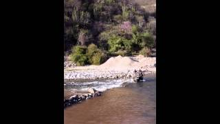 Copper Canyon: River Crossing