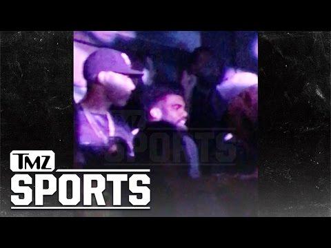 Ezekiel Elliott Parties in Dallas Before 2 Touchdown Game | TMZ Sports