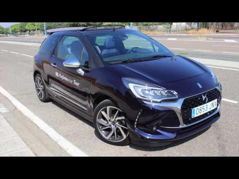Prueba/Test Citroën DS3 cabrio 1.2 Pure Tech 110 CV (Video Review)