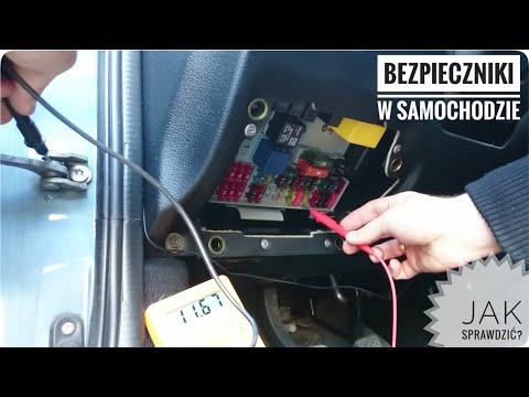 Jak Sprawdzić I Wymienić Bezpieczniki W Samochodzie?  Multimetr Diagnostyka