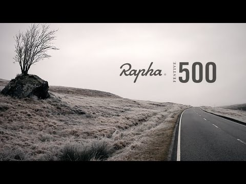 Rapha Festive 500 2014 - Cycling Edinburgh to Dunnet Head solo