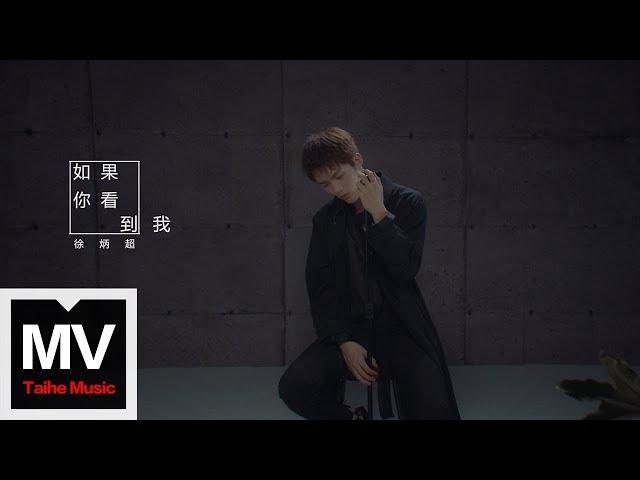 徐炳超【如果你看到我】HD 官方完整版 MV