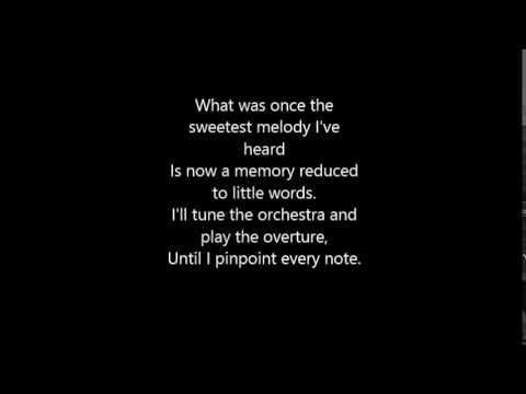 Sleeping At Last- Aperture (Lyrics Video)