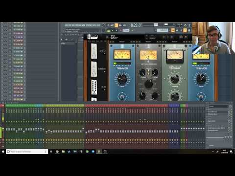 How to mix Trailer/Epic/Orchestral music - Time and Space [Tutorial]