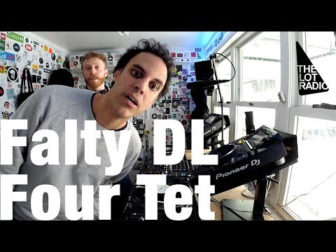 Falty DL & Four Tet @ The Lot Radio (Mar 21, 2018)