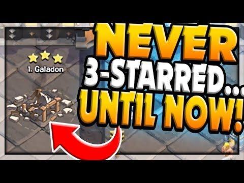 NEVER 3-STARRED In Clash Of Clans Clan War League...Until NOW!