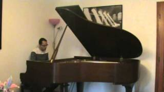Gone To Shiloh - Elton John  - Piano solo cover