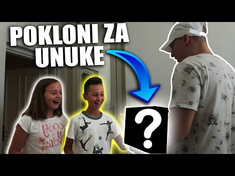 NOSIMO PAKETE UNUCIMA KUĆI / TRENING SA NIXOM