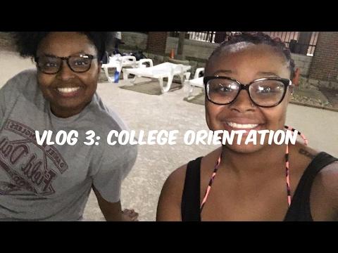 VLOG 3: College Orientation | Sierra Leone