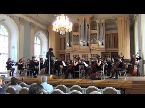 ZUŠ Jozefa Kresánka Bratislava, Praha koncert KSO