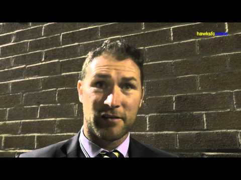 Weston SM v Havant & Waterlooville goals & Lee Bradbury April 2014