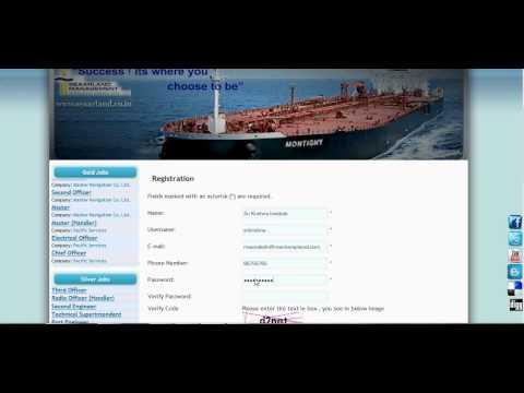 Merchant Navy | Marine Institutes Registration.