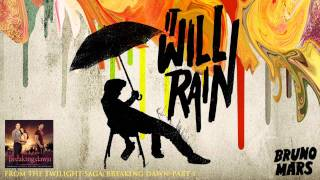 Baixar Bruno Mars - It Will Rain - New Music