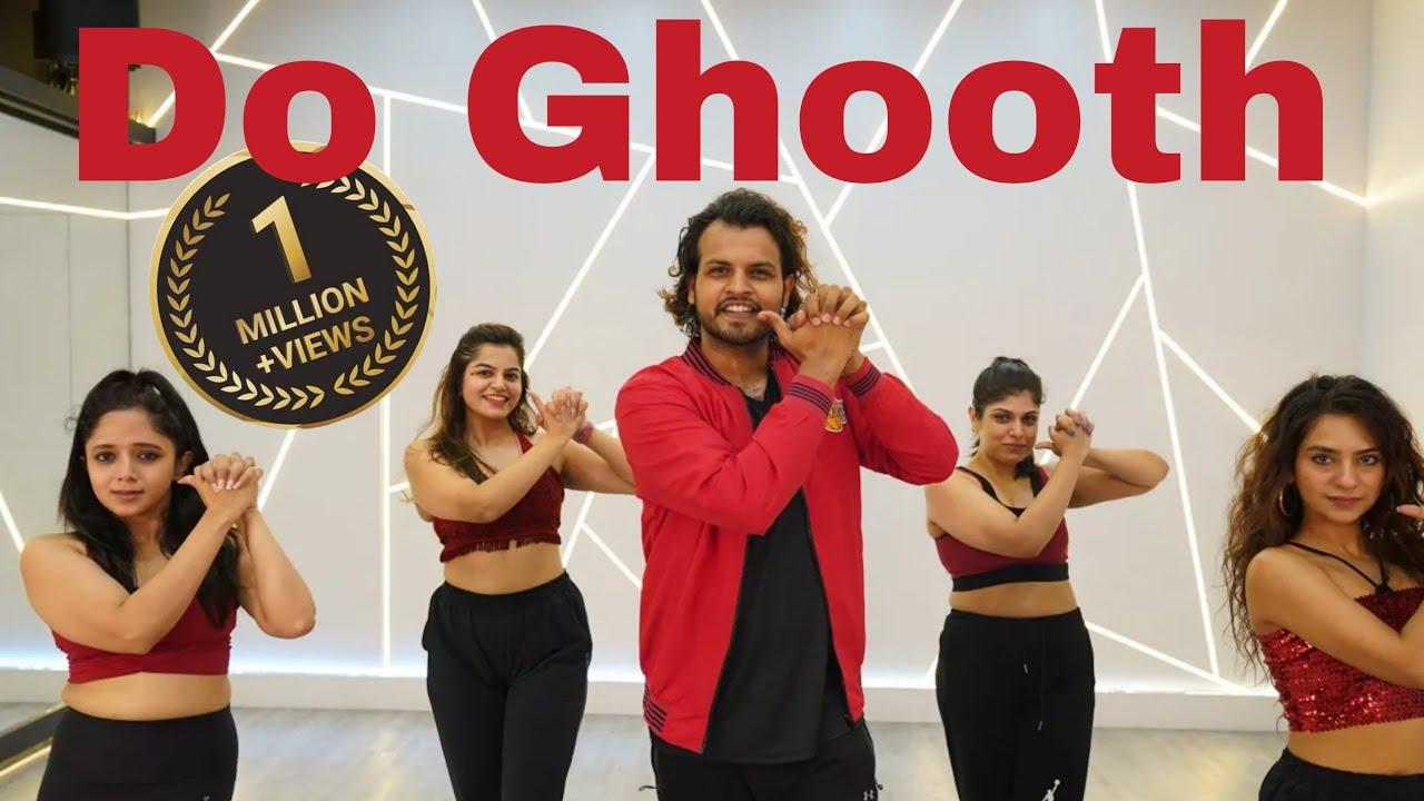 Do Ghooth | Nia Sharma | Akshay Jain Choreography | Zumba | Fitness Routine