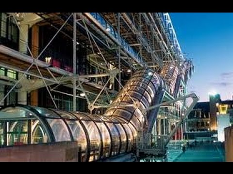 Richard Rogers & Renzo Piano - Centre Georges Pompidou 2/2