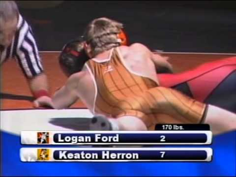 New Philadelphia at Claymont HS Wrestling 1 13 15