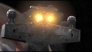[The Rebels break through the Imperial Blockade] Star Wars Rebels Season 4 Episode 9