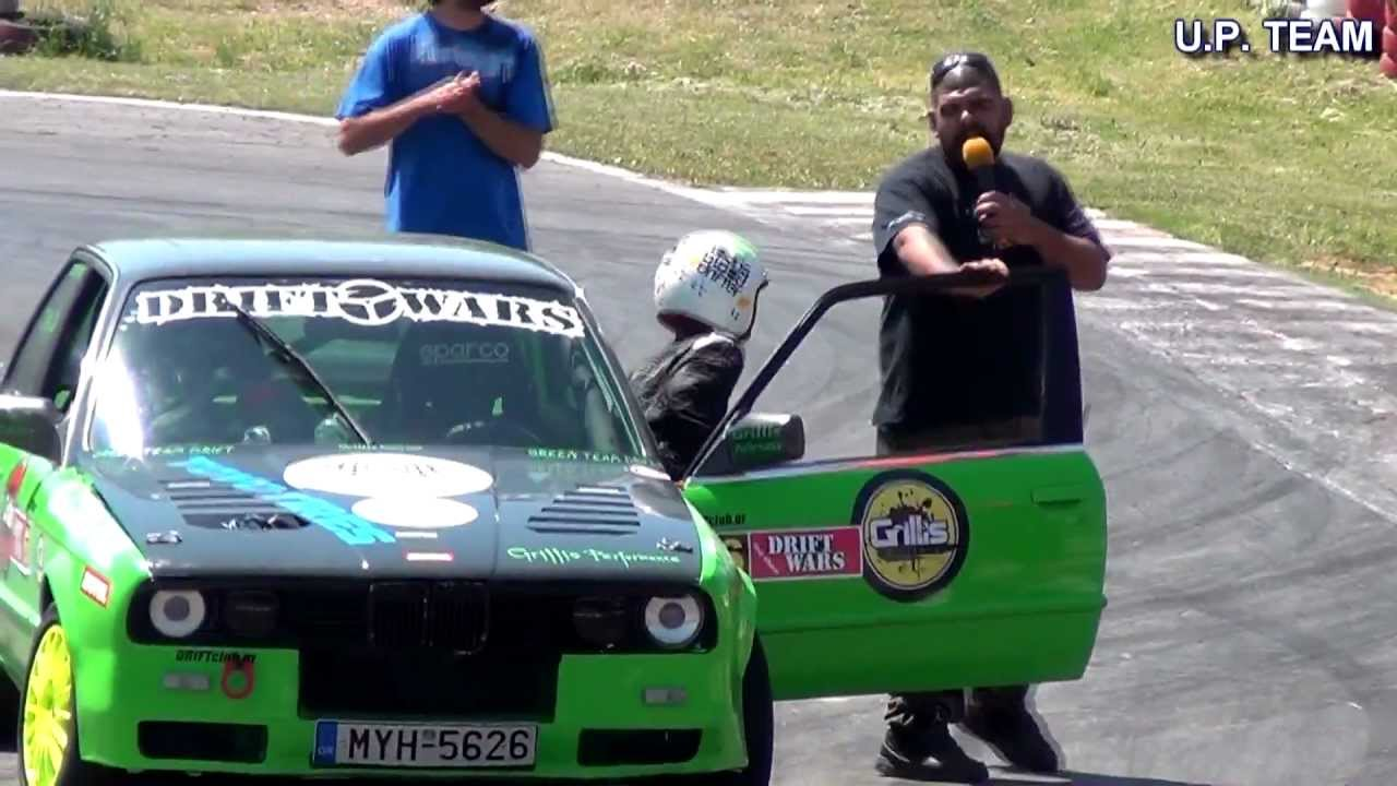 The Youngest Drifter In The World Years Old Drift Wars By