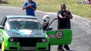 The Youngest Drifter in the world (9,5 years old) @ Drift Wars by UPTEAM.GR