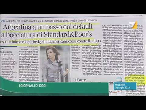 Omnibus - Rassegna Stampa (Puntata 31/07/2014)