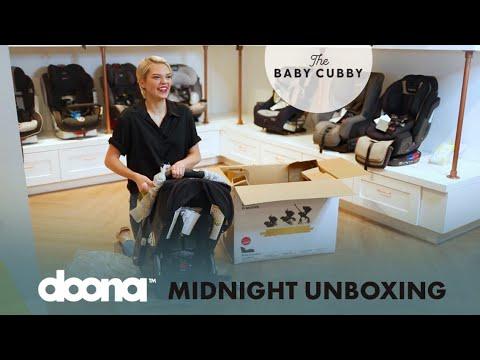 Unboxing The Doona Midnight