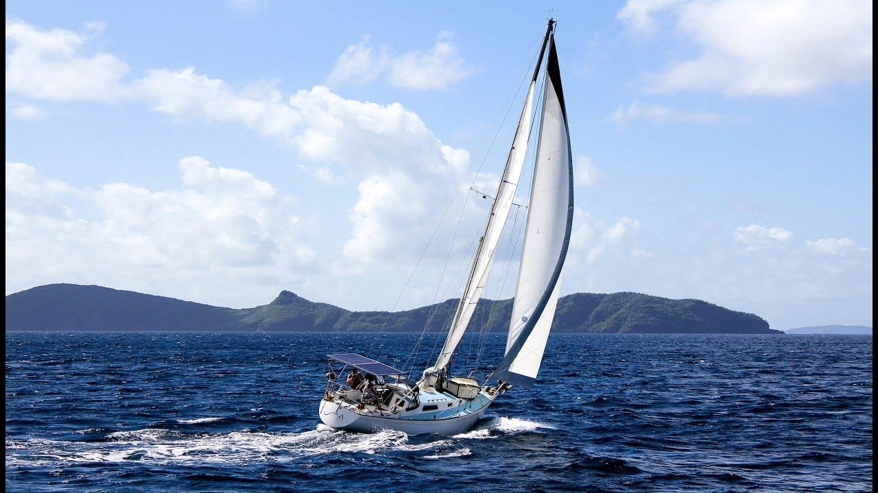 we bought our sailboat for 3 000 cash sailing uma step 119 youtube