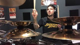 """Drum Cover- Shadows Fall """"Nothing Remains"""""""