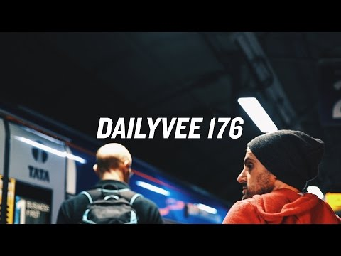 PIT STOP IN LONDON | DailyVee 176