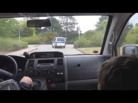 Innenaufnahme - FuStW BPOL BPOLAFZ Swisttal