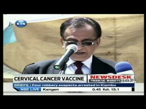 Cervical Cancer Vaccine for primary school girls