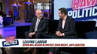 UK's Labour Party divided over anti-Semitism   Raw Politics