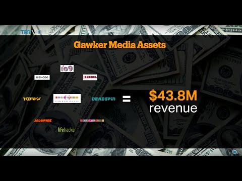 Money Talks: AP du Plessis reports on Gawker Media