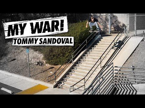 My War: Tommy Sandoval