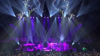 Phish - Down With Disease~Dirt - 1/1/16 - MSG in 4k
