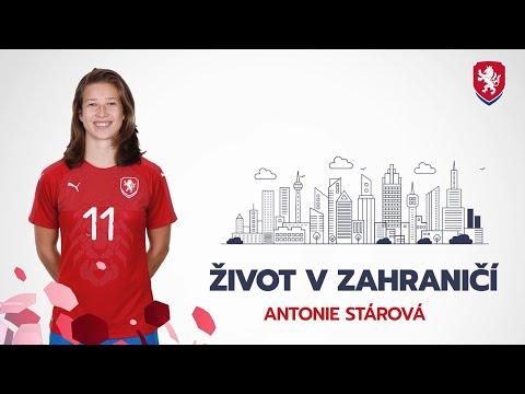Život v zahraničí: Antonie Stárová