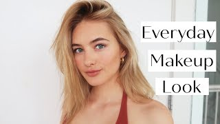 My Natural Everyday Makeup Tutorial | Chatty Spring Beauty Routine | Sanne Vloet