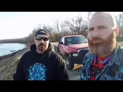 White Eagle Reservation Ponca Nation Toxic Tour Part 1