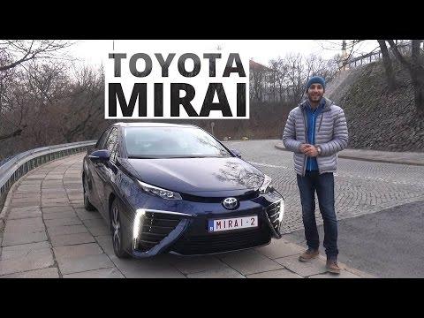 Toyota Mirai, 2015 test AutoCentrum.pl 238