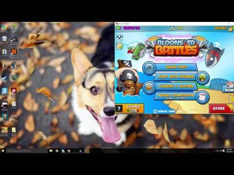 Btd Battles Hacked PC 2017 Unlimited Money