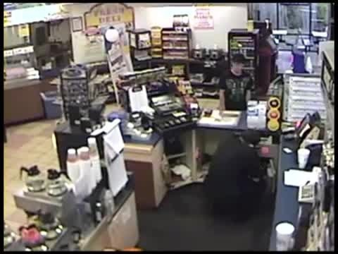 Con Man Swindles Store Clerk
