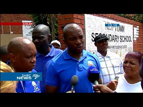 Maimane calls South Africans to lend the DA their vote