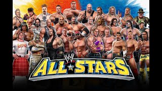 WWE All Stars PPSSPP gameplay