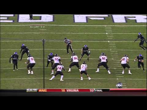 Texas Tech At Tcu 2016 Big 12 Football Highlights Youtube