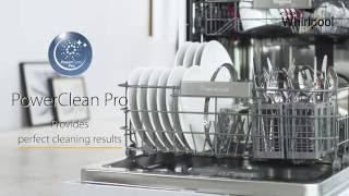whirlpool wbc3c24px lave vaisselle encastrable vido produit vandenborrebe. Black Bedroom Furniture Sets. Home Design Ideas