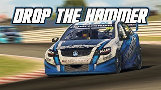 iRacing: AOSC Spa 650 - Part 2 (V8 Supercar @ Spa)