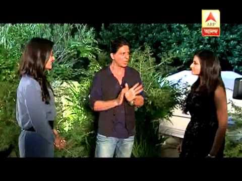 Kolkata Express: a special program with Shahrukh Khan