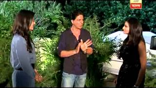 Kolkata Express: a special program with Shahrukh Khan