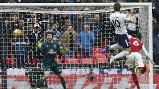 Tottenham 1-0 Arsenal   Harry Kane Ruins Arsenal's Day Yet Again!   Internet Reacts